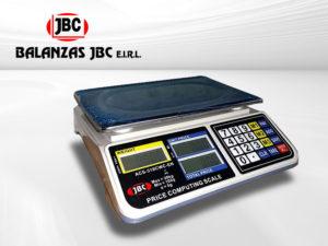 BALANZA JBC MODELO ACS-318-CWC