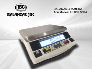Balanza Gramera Acu Modelo LSTDS 30SA