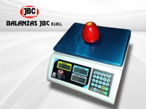 Balanza JBC modelo KTACS Q7