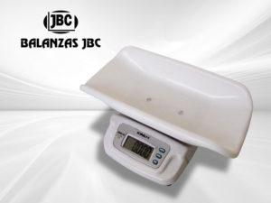 Balanza Mecánica Pesa Bebe JBC LCD