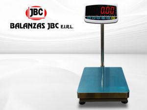 Balanza de Plataforma Marca: JADEVER-JBC Modelo: JWI 710B