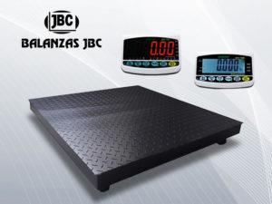 Balanza industrial de rampa JADEVER JWI-700B-JWI-710B