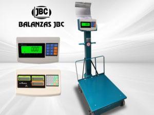 Balanzas Electromecánicas con Ruedas Marca E-ACCURA Modelo SB-530 Y SB-510 500KG