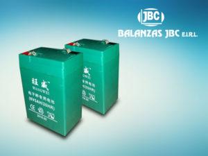 Batería de 6vx5AH