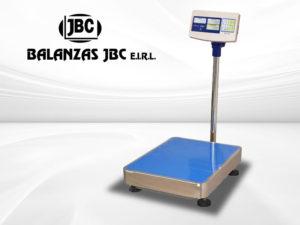 Balanza Plataforma ACCURA Modelo LSB51